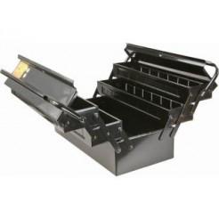 Topex Koffer Metaal 40cm 5 Lades
