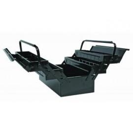 Topex Koffer Metaal 55cm 7 Lades