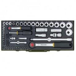 Proxxon 23040 Gereed set - 56-delige gereedschap set